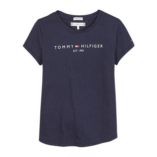Tommy Hilfiger Essential T-Shirt - Twilight Navy 8 år (128)